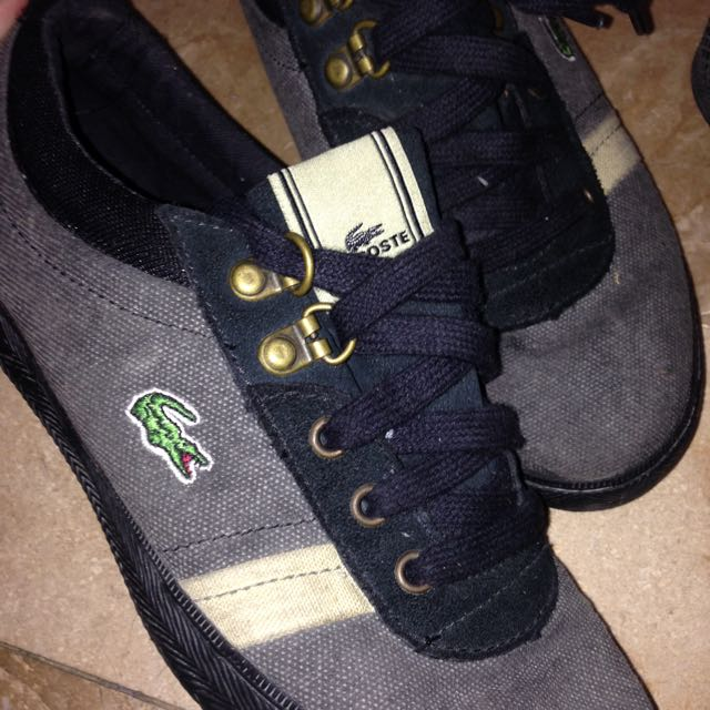 Lacoste shoes AUTHENTIC from US