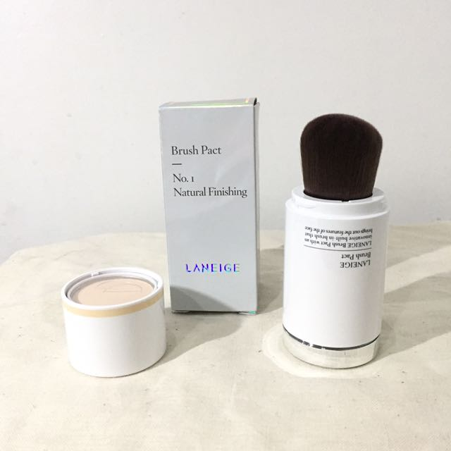 LANEIGE Brush Pact No. 1 Natural Finishing