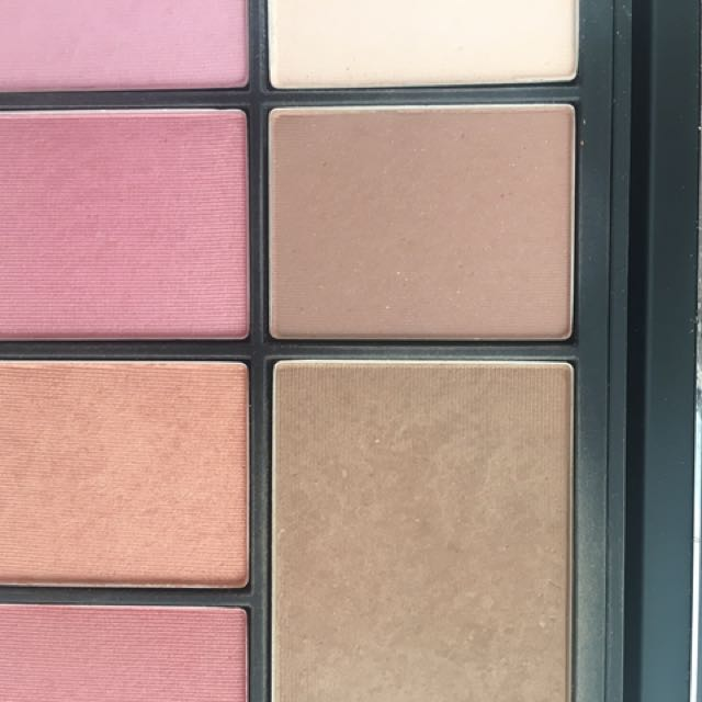 LE NARS ONE SHOCKING MOMENT PALETTE