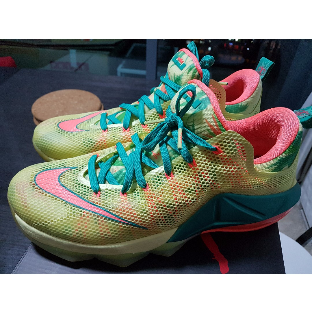 sports shoes 5acfd 5b27d Lebron 12 Low
