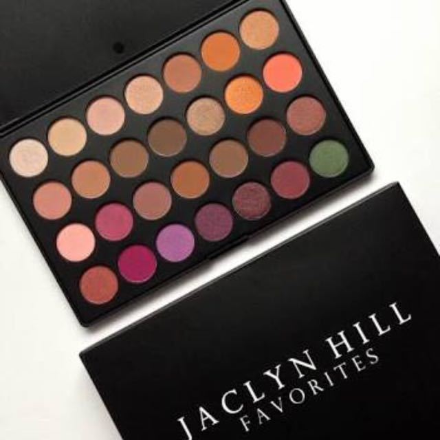 **LIMITED EDITION** Jaclyn Hill Favorites Palette W/ Morphe Cosmetics