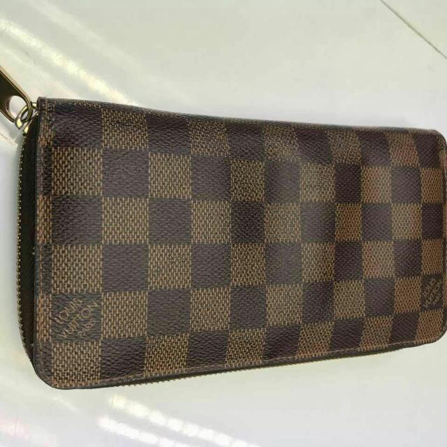 sports shoes 3d28b 0c853 LV zippy wallet N60015, Luxury, Bags & Wallets on Carousell