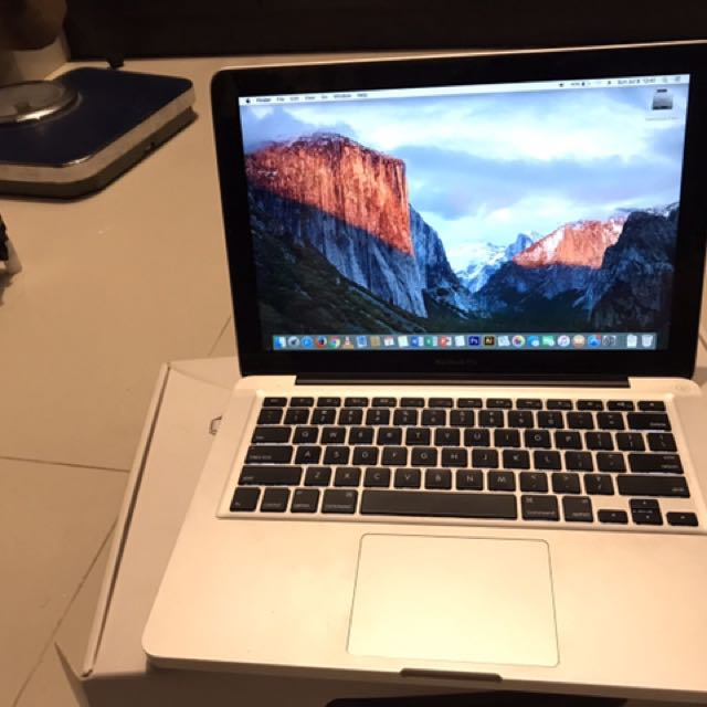Macbook Pro i7 2.9Ghz late 2012