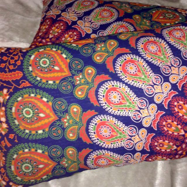 Mandala Pillow Case Set Of Two