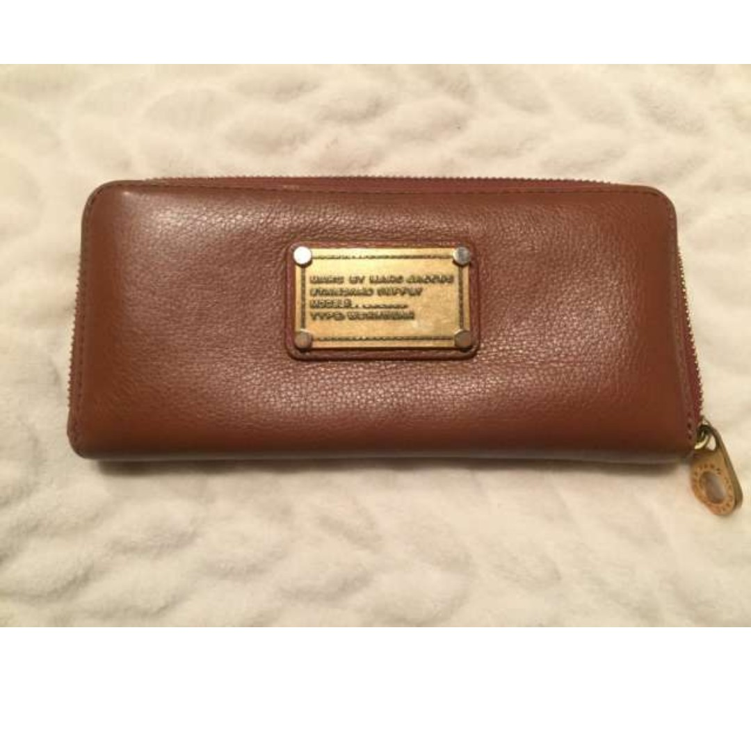 Marc By Marc Jacobs Leather Wallet
