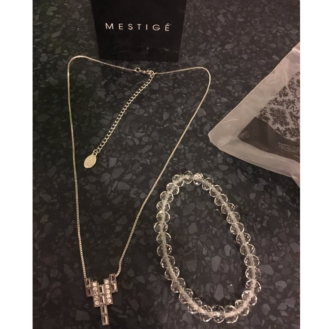 Mestige Necklace & Bracelet