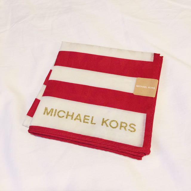 MICHAEL KORS handkerchief/bag Accessory