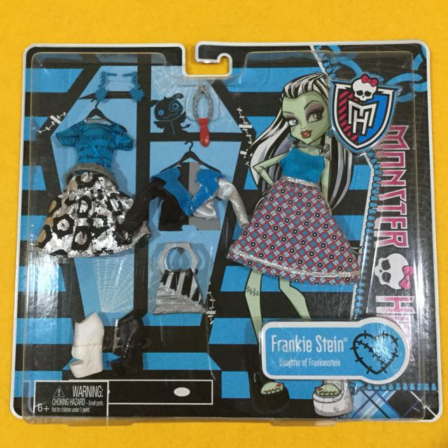 🆕Monster High Deluxe Fashion Pack