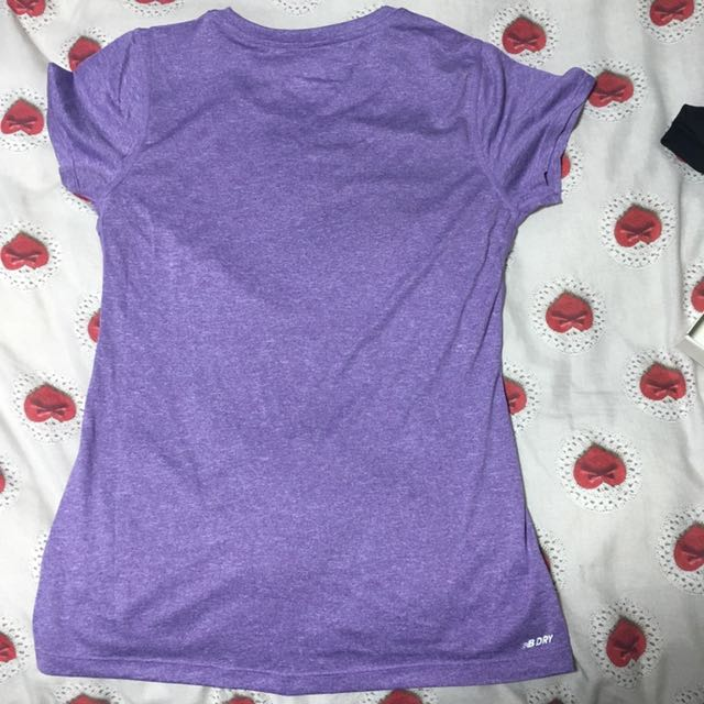 New Balance Gym Tee Size Small