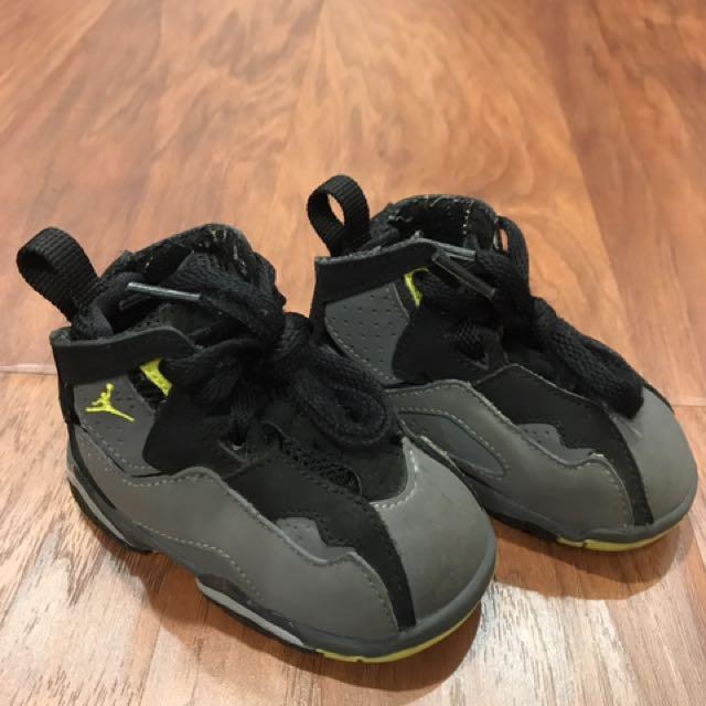 Nike Air Jordan Gray Black