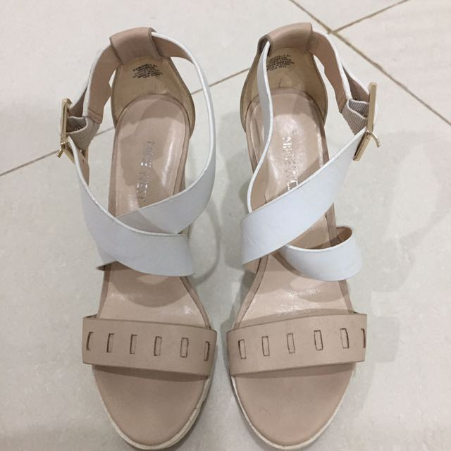 Preloved NineWest Wedges