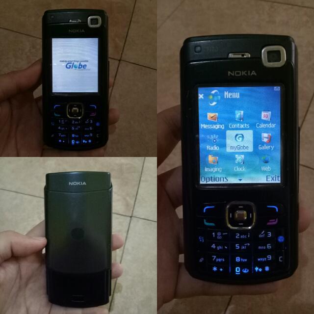 Nokia n70 Vintage Phone