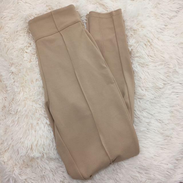 Nude Pants