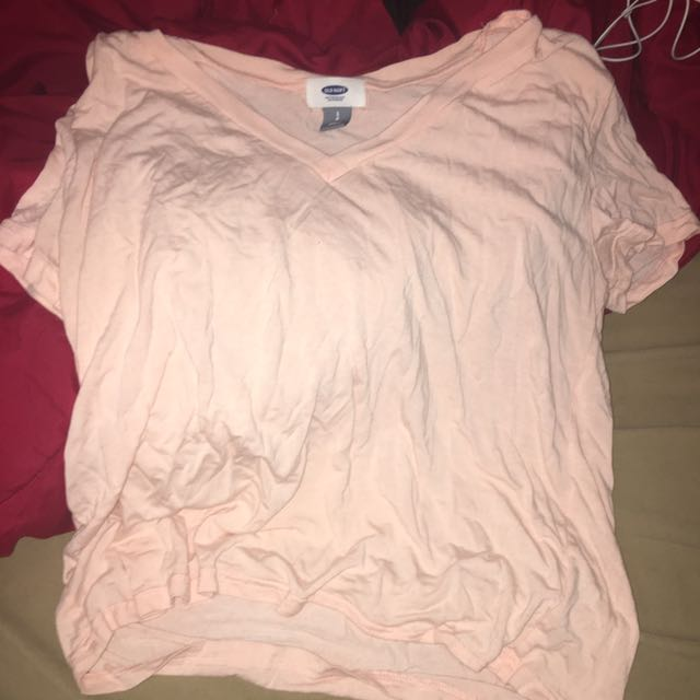 Old Navy Pink T-shirt