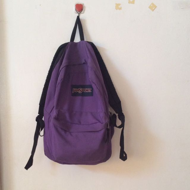Original Jansport Bag, Preloved Women's Fashion, Bags & Wallets on ...