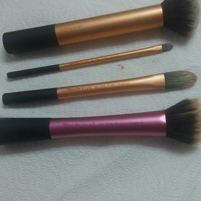 Original REAL TECHNIC make Up Brushes