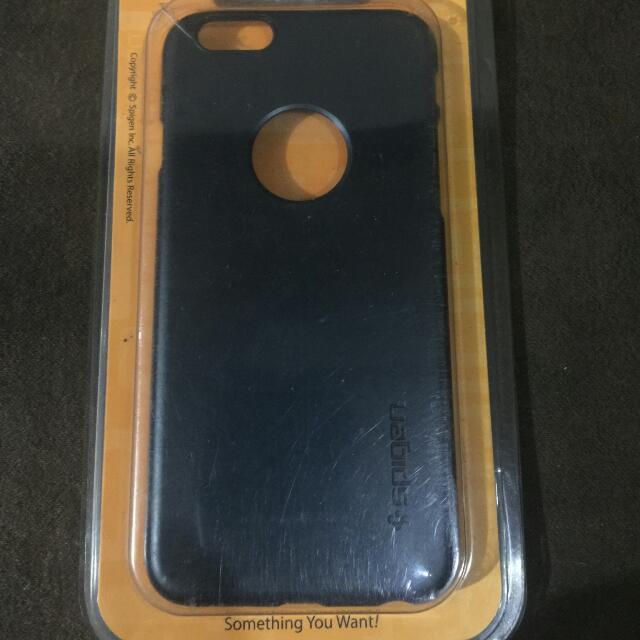 Original Spigen Thin Fit Case IPhone 6/6s