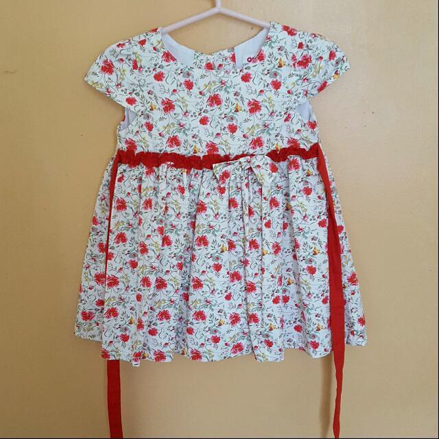 Osh Kosh B'gosh Floral Dress