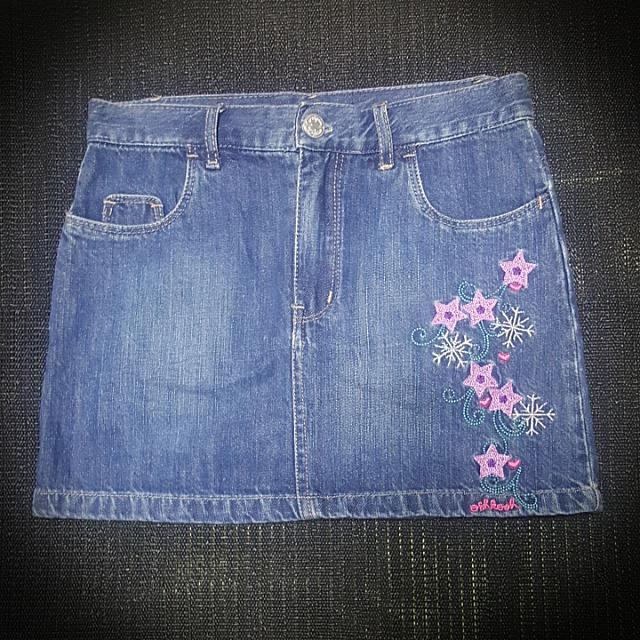 Oshkosh B'gosh Denim Skirt