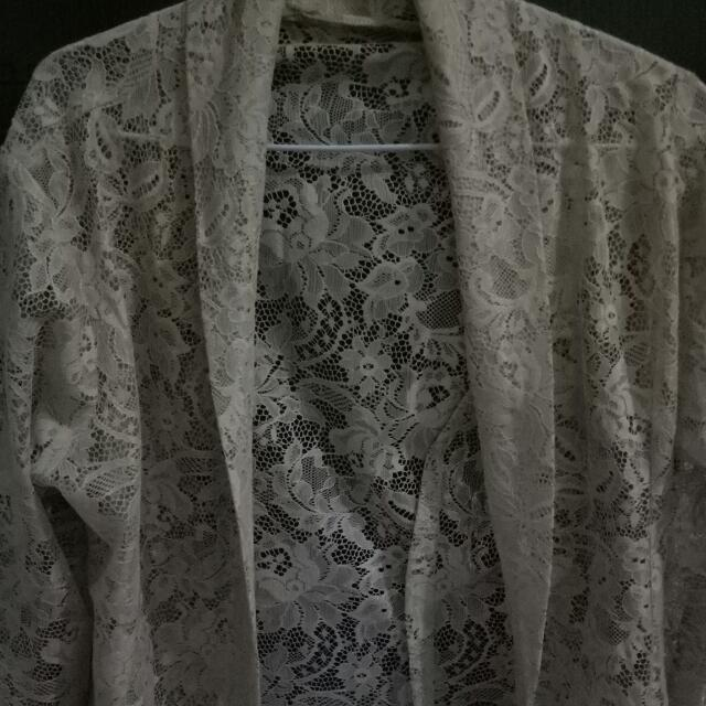 ❗Reprice ❗outer lace vintage