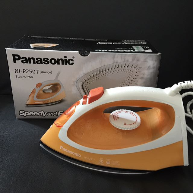 Panasonic 蒸氣熨斗 Steam Iron 燙斗