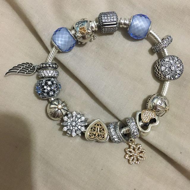 Pandora Complete Bracelet