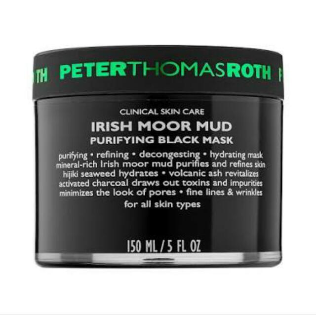 Peter Thomas Roth Irish Mud Moor Mask
