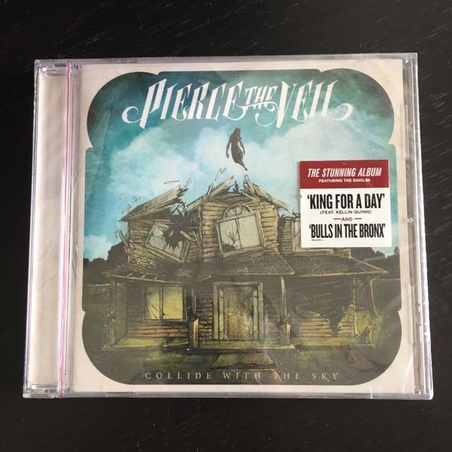 Pierce The Veil Album