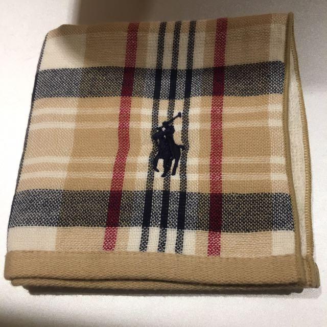 全新Polo小毛巾✨