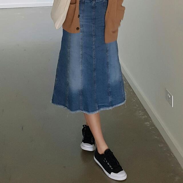 Portmans Denim Skirt