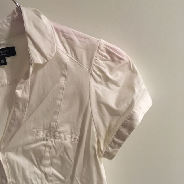 Portmans Office/Work Blouse Size 10