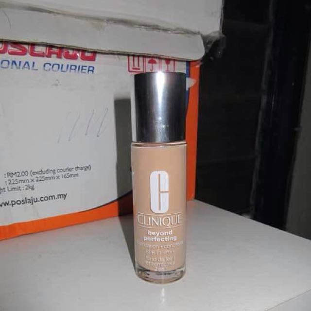 (PRE💜) Clinique Beyond Perfecting Foundation & Concealer