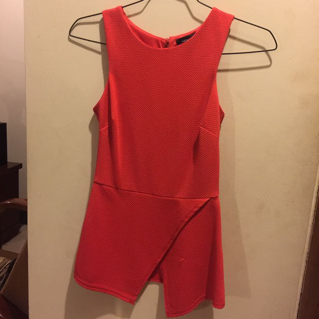 Preloved NEW LOOK Sleeveless