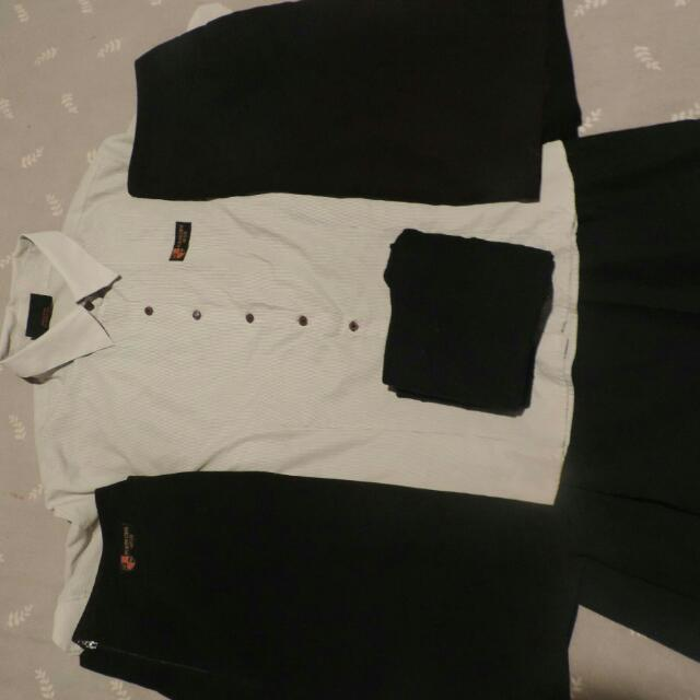 Pukekohe High School Uniform