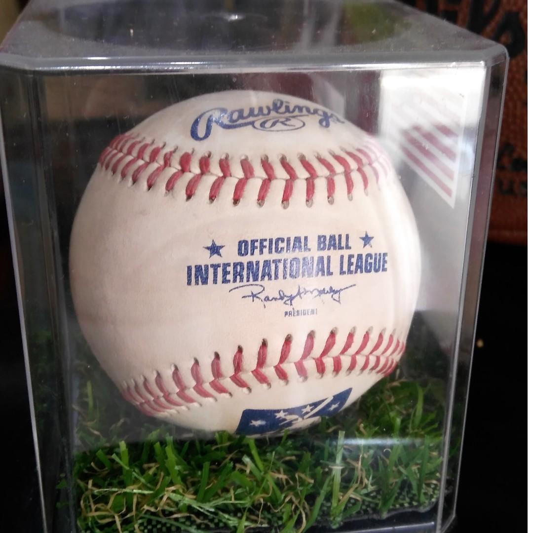 RAWLINGS Official ball of International League