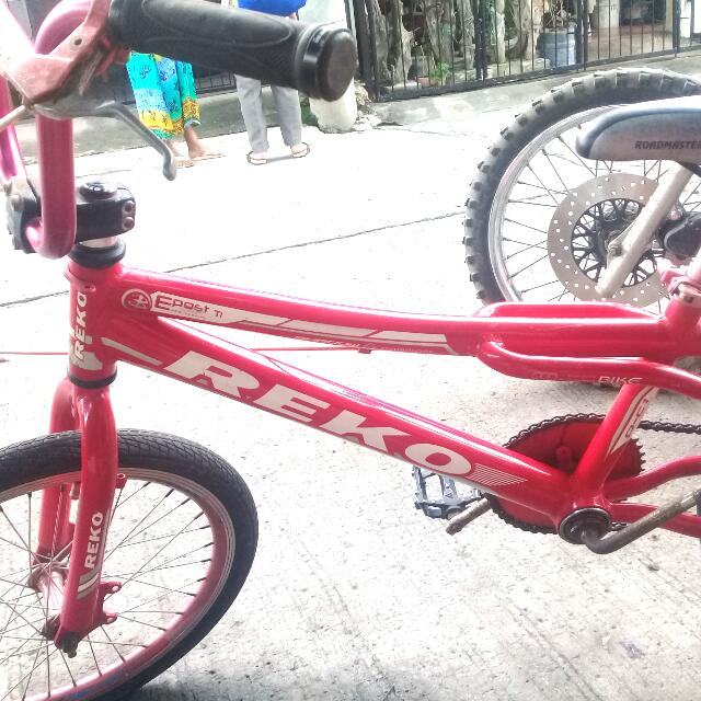 REKO BMX Bike