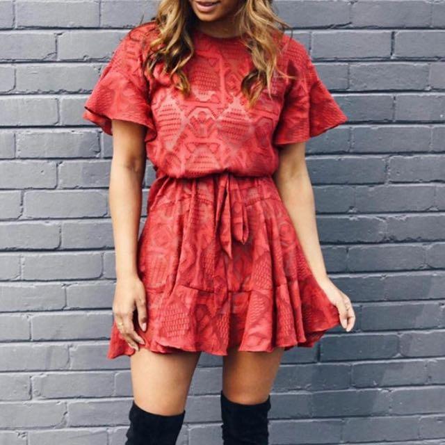 Rodeo Show Cosette Dress