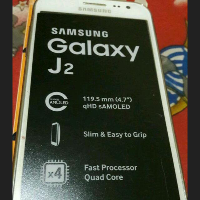Samsung Galaxy J2 Elektronik Telepon Seluler Di Carousell