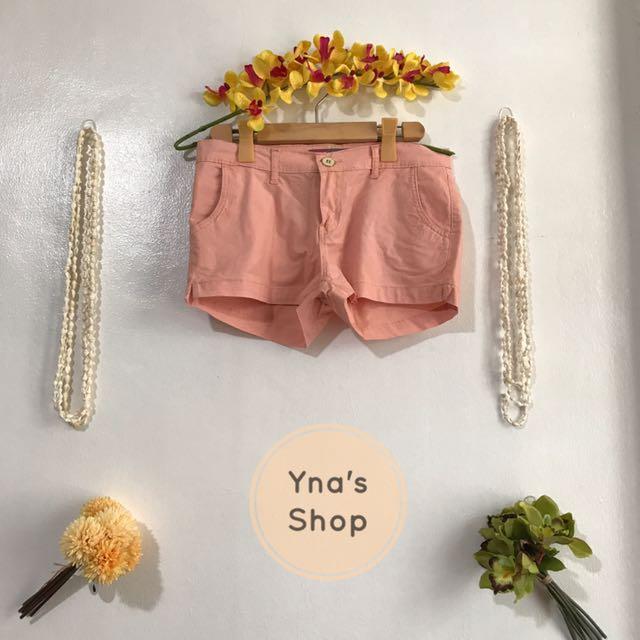 Sexy Peach Shorts