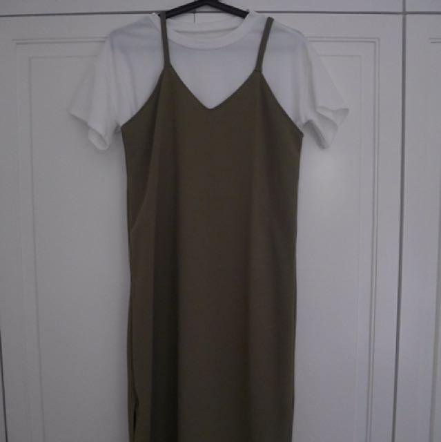 Shirt + Dress