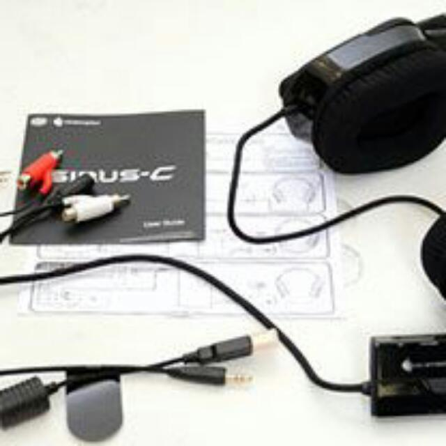 Sirus C Headset