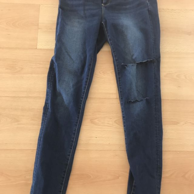 Size 11 Jeans From Just Jeans