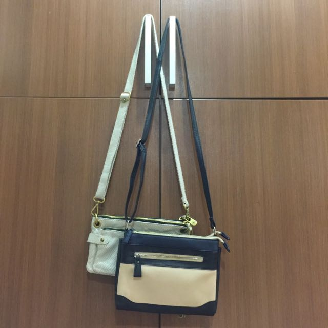 Sling Bags For 2!