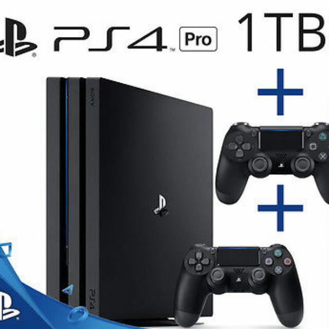 Sony Playstation 4 Pro Bundle Promo (PS4 Pro)