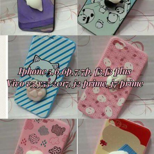 SQUISHY CASES (Case included)