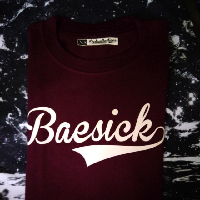 Stephcollections Baesick Statement Shirt