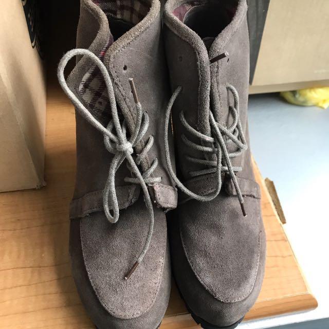 Suede Aldo Brown Boots