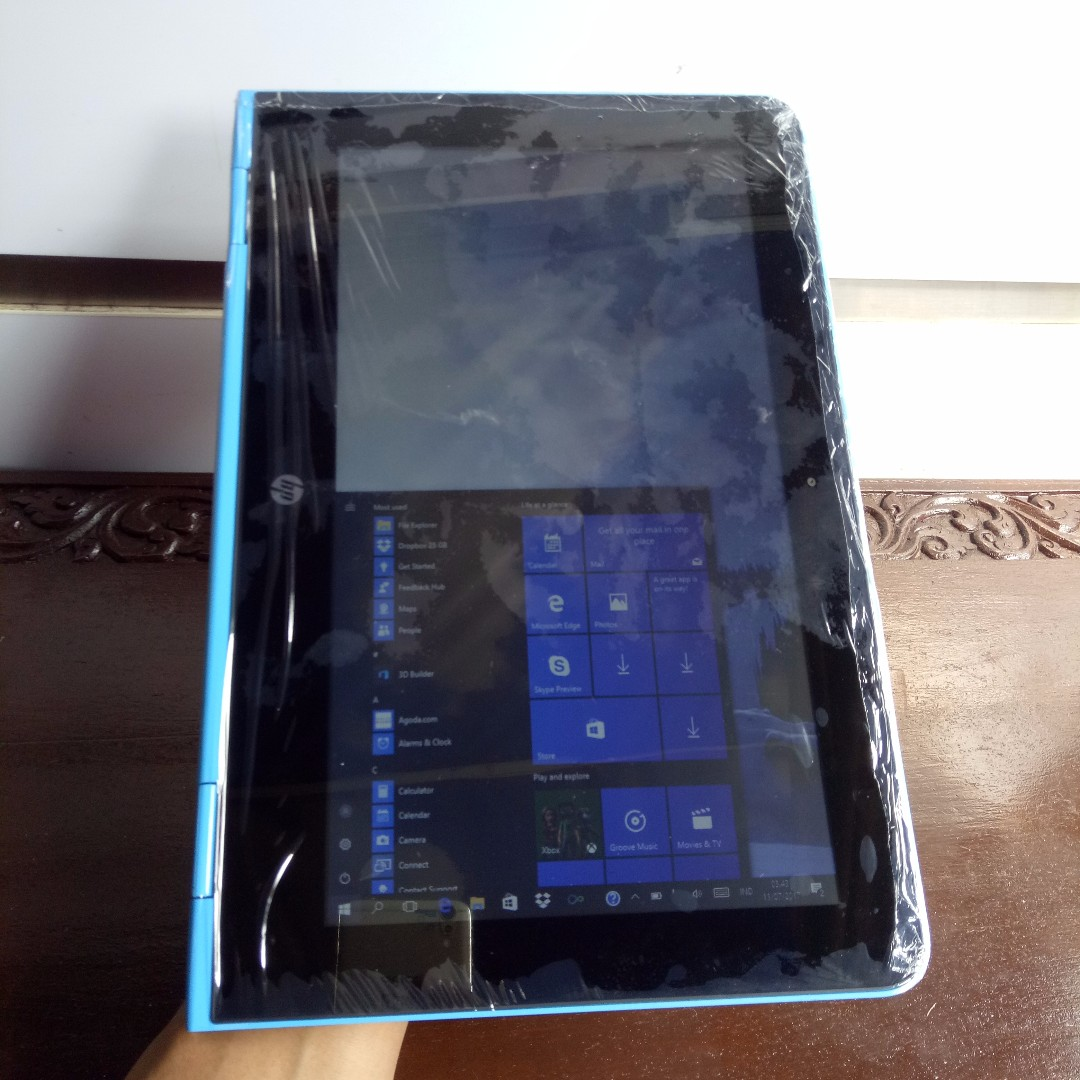 Tablet Notebook Super Slim Hp Convertible x360 11-ab0XX Touchscreen