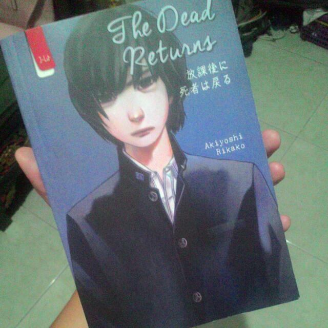 The Dead Returns By Akiyoshi Rikako