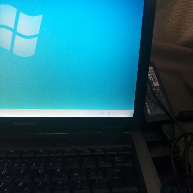 Toshiba Core2duo (1 ITEM LEFT FOR THIS)